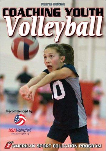 Coaching Youth Volleyball (Coaching Youth Sports) by Amy Tocco