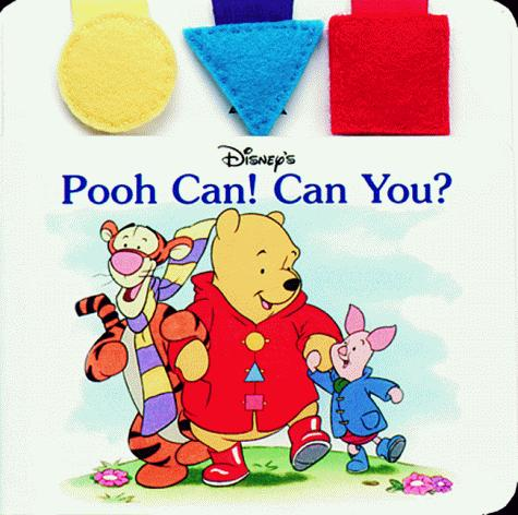 Pooh Can, Can You? (Busy Books, 5) by Margaret Milnes