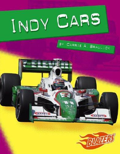 Indy cars by Carrie A. Braulick
