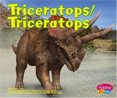 Triceratops / Triceratops by Helen Frost