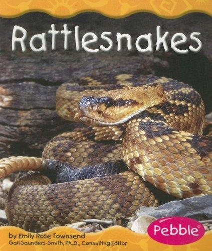 Rattlesnakes (Desert Animals) by Emily Rose Townsend