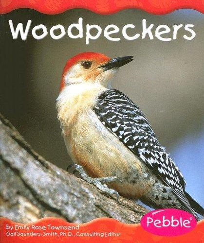 Woodpeckers (Woodland Animals) by Emily Rose Townsend