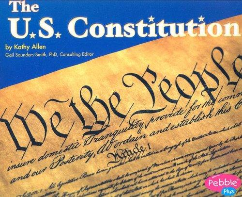 The U.s. Constitution by Kathy Allen